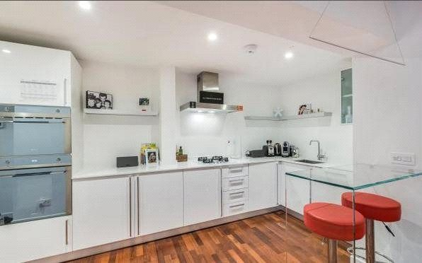 Kitchen of Redcliffe Gardens, London SW10