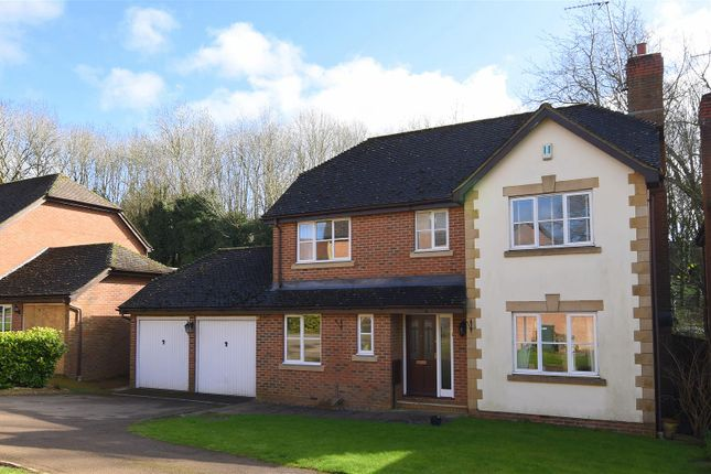 Thumbnail Detached house for sale in Hinton Manor Court, Woodford Halse, Daventry