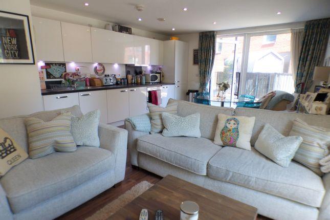 Lounge Area of Loch Crescent, Edgware HA8