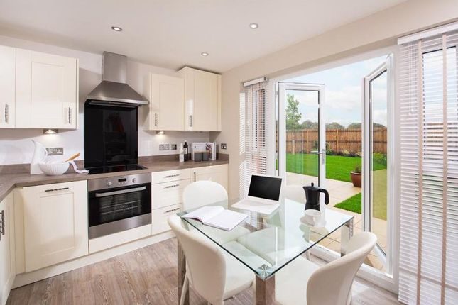 "Thumbnail End terrace house for sale in ""Roseberry"" at Lowfield Road, Anlaby, Hull"