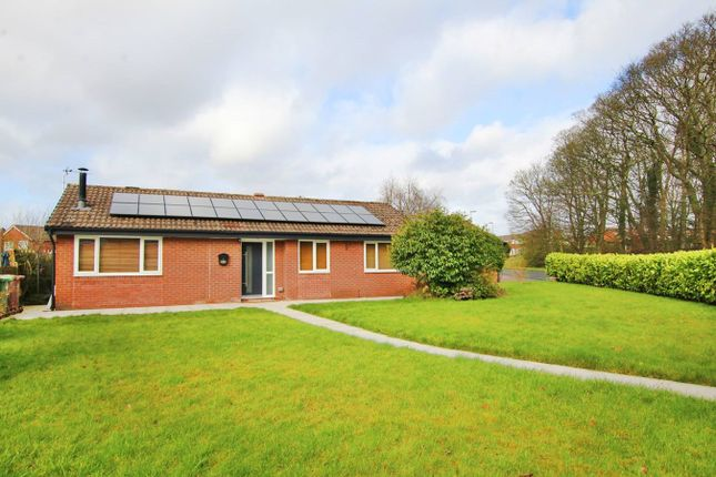 Thumbnail Detached bungalow for sale in Spinney Green, Eccleston, St Helens