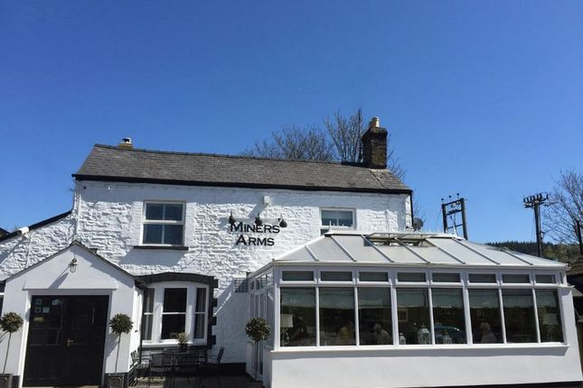 Thumbnail Commercial property for sale in Whitecroft, Lydney