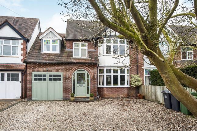Thumbnail Semi-detached house for sale in Banbury Road, Stratford-Upon-Avon, Warwickshire