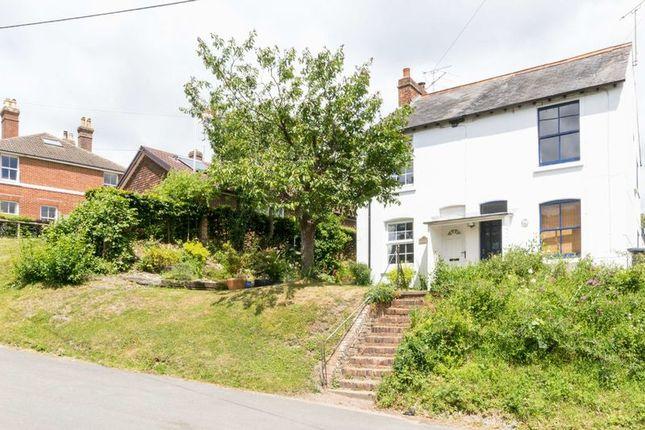 Thumbnail Semi-detached house for sale in Railway Hill, Barham, Canterbury