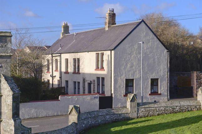 Thumbnail Detached house for sale in Kirkhill, Kirkgate, Chirnside