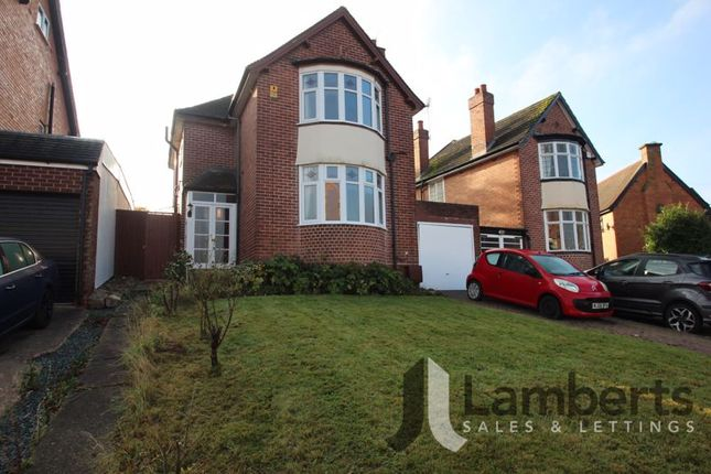 Front View of Bromsgrove Road, Batchley, Redditch B97