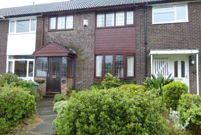 Thumbnail Terraced house to rent in Rycroft Close, Bramley