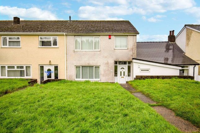 Thumbnail Terraced house for sale in Limestone Road, Nantyglo, Gwent