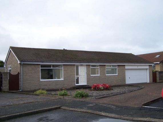 Thumbnail Bungalow to rent in Lhag Mooar, Port Erin