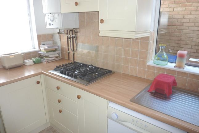 Thumbnail End terrace house for sale in Danvers Mead, Pewsham, Chippenham