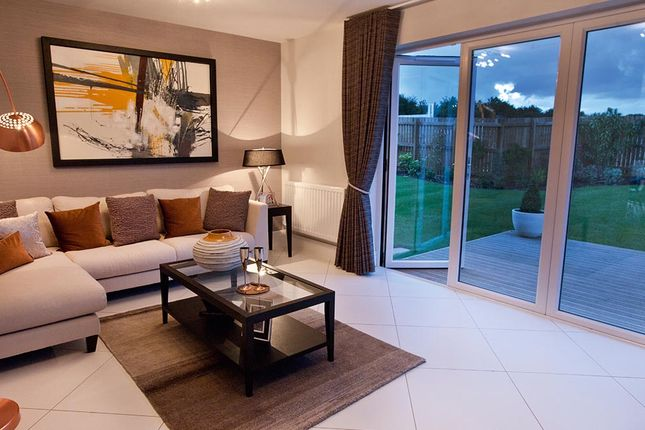 """Thumbnail Detached house for sale in """"The Hanbury"""" at Cobblers Lane, Pontefract"""