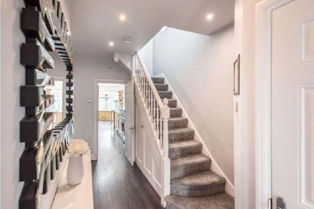 Hallway of Windsor Avenue, Edgware, Greater London. HA8