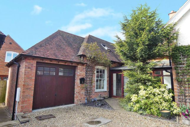Thumbnail Semi-detached house for sale in The Green, Great Bowden, Market Harborough, Leicestershire