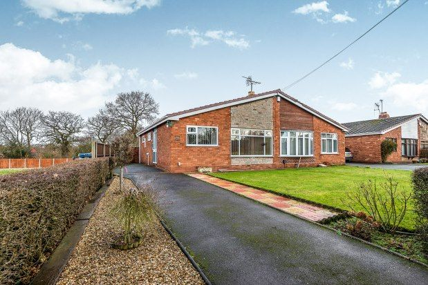 2 bed bungalow to rent in Shareshill, Wolverhampton WV10