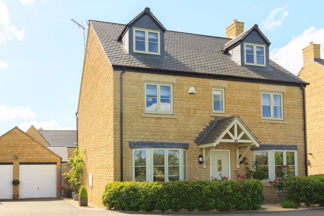 Thumbnail Detached house for sale in Halifax Way, Moreton-In-Marsh