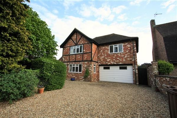 Thumbnail Detached house for sale in Meynell Gardens, Newmarket