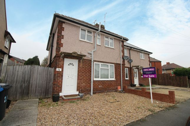 Thumbnail Semi-detached house for sale in Chesterfield Avenue, New Whittington, Chesterfield