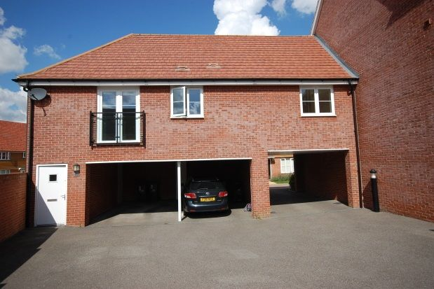 Thumbnail Flat to rent in Queenstock Lane, Buxted, Uckfield