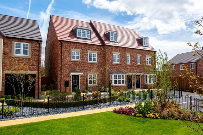 """4 bed property for sale in """"The Castleford"""" at Scrooby Road, Harworth, Doncaster DN11"""