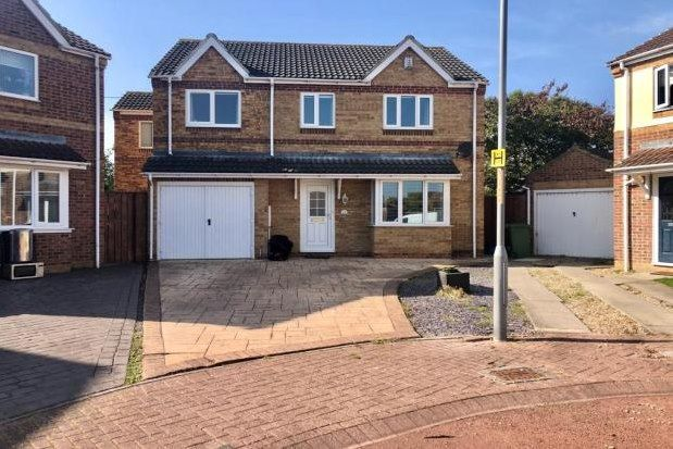 Thumbnail Detached house to rent in Littondale Court, Stockton-On-Tees