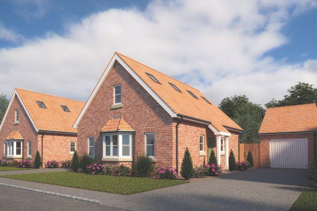 Thumbnail Detached bungalow for sale in Linton Road, Balsham, Cambridge