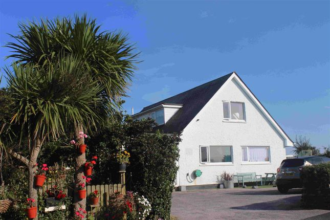 Thumbnail Detached house to rent in Trevarrian, Newquay