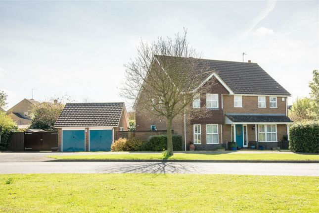 Thumbnail Detached house for sale in Sweetings Road, Godmanchester, Huntingdon