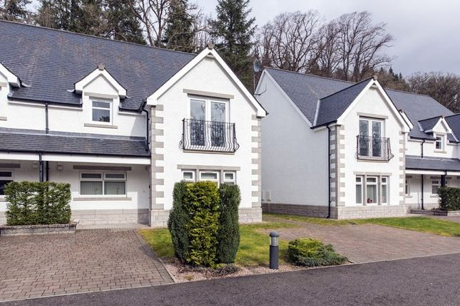 Thumbnail 2 bedroom flat for sale in River Court, Invergarry, Highland