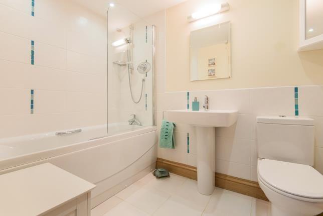 Bathroom of St. Just In Roseland, Truro, Cornwall TR2