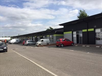 Thumbnail Commercial property for sale in 22-27 Space Business Centre, Knight Road, Strood, Rochester, Kent