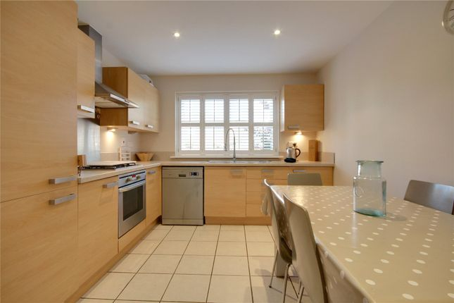 Thumbnail Semi-detached house for sale in Kings Gate, Addlestone, Surrey