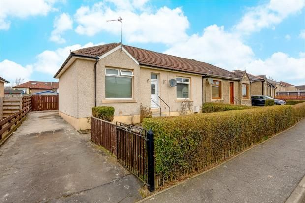 Thumbnail Semi-detached bungalow for sale in Lighton Terrace, Stoneyburn, Bathgate