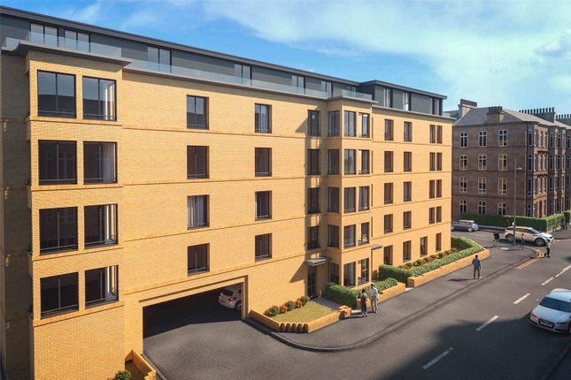 Thumbnail Flat for sale in Plot 1 - The Picture House, Finlay Drive, Glasgow