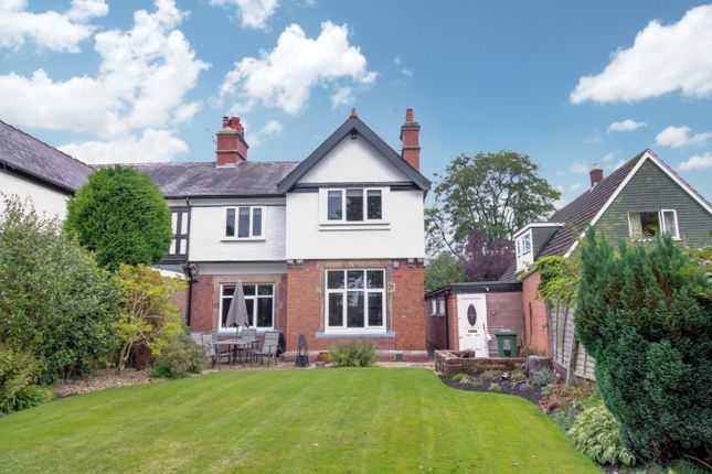 Thumbnail Semi-detached house for sale in Ghyll Road, Scotby, Carlisle