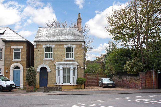Thumbnail Detached house for sale in Cawley Road, Chichester, West Sussex