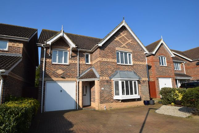4 bed detached house for sale in Castle Bolton, Eastbourne BN23