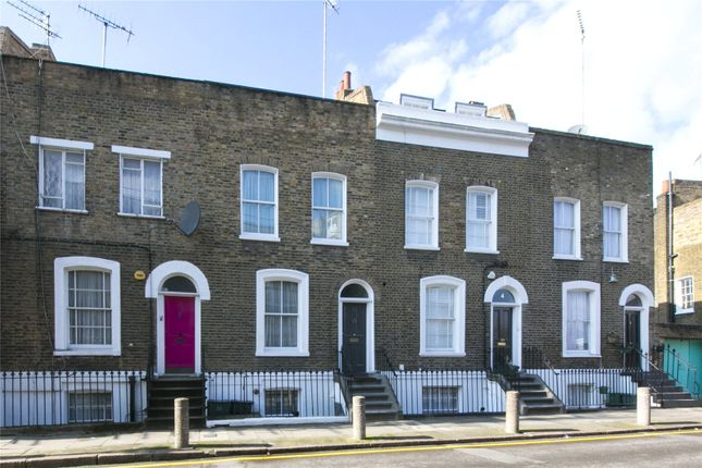 Thumbnail Terraced house for sale in Rocliffe Street, Islington