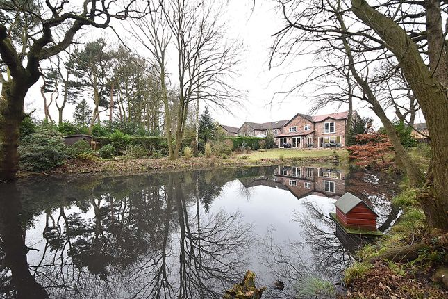 Thumbnail Detached house to rent in Hazelwood Road, Wilmslow