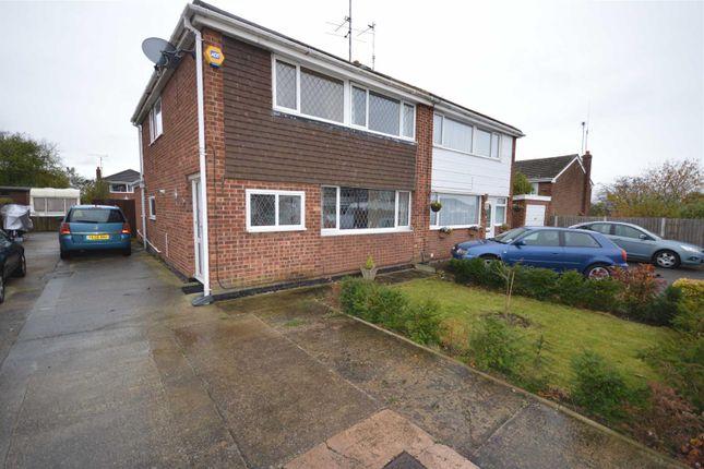 Thumbnail Semi-detached house to rent in Sutton Avenue, Little Neston, Neston