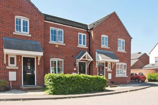 Thumbnail Terraced house to rent in Earlswood Way, Bridgetown, Cannock