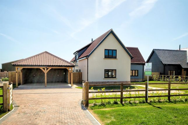 Front of Park Close, Coveney, Ely CB6