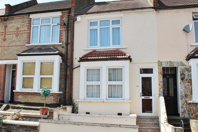 Thumbnail Terraced house to rent in Smithies Road, Abbey Wood, London