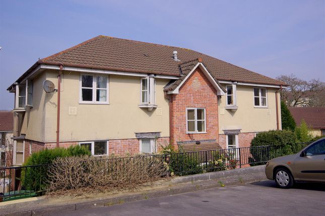 Thumbnail Flat to rent in Prestonbury Close, Plymouth