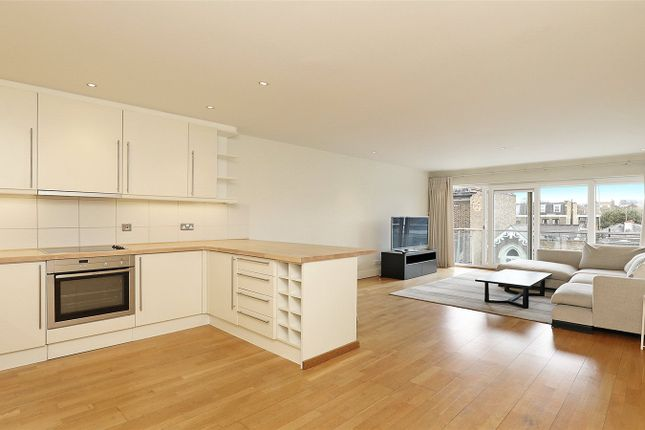 Thumbnail Flat to rent in Hereford Road, Notting Hill