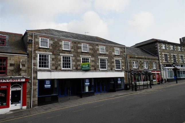 Thumbnail Retail premises to let in 31-33, Coinagehall Street, Helston