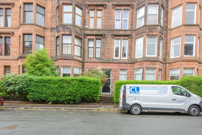 Thumbnail Flat for sale in Wilton Drive, Glasgow