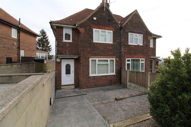 2 bed semi-detached house to rent in Broadlea Road, Bramley LS13