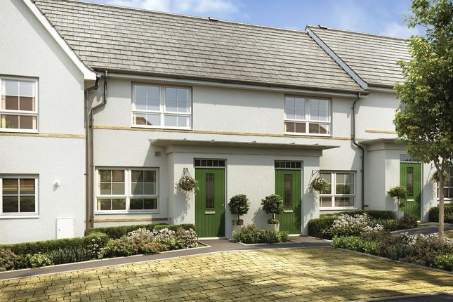 """Thumbnail Terraced house for sale in """"Newton"""" at Kergilliack Road, Falmouth"""