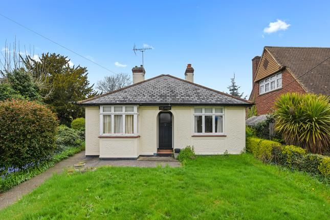 Thumbnail Bungalow for sale in Lordship Road, Chelmsford, Essex