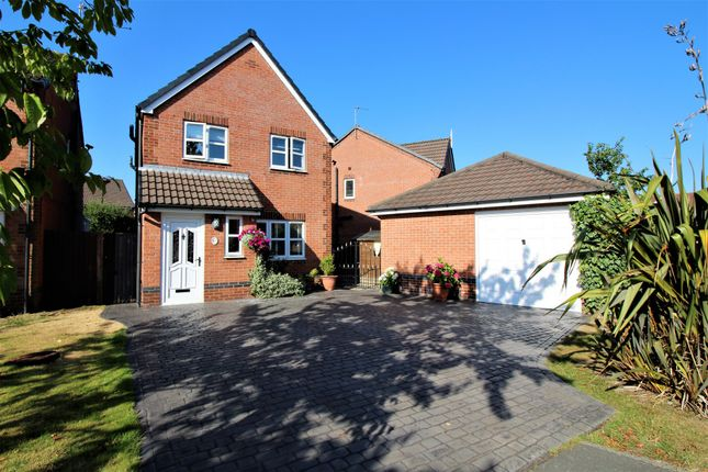 Thumbnail Detached house for sale in Ruthin Drive, Thornton-Cleveleys